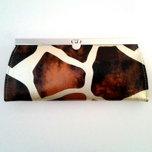 Clutch Bag Cow Print by Depeche Mode New York
